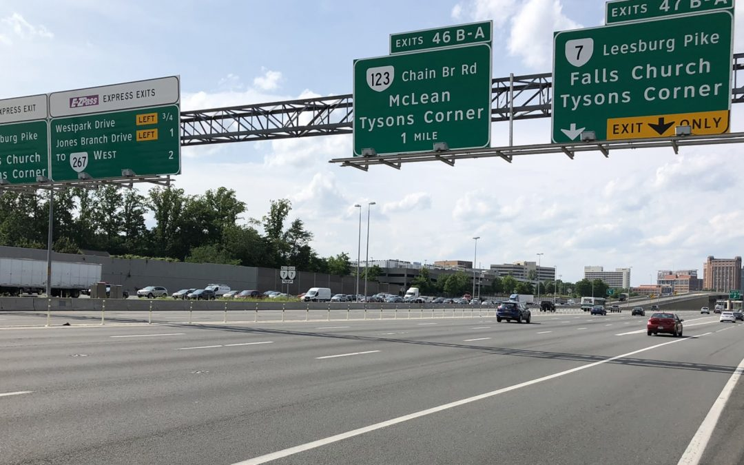 Save time and cost on your commute to Tysons Corner with Sameride Commute